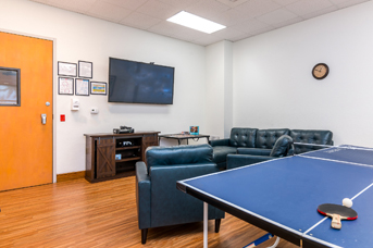Banyan Treatment Center Stuart Recreation Room 2