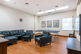 Banyan Treatment Center Stuart Recreation Room