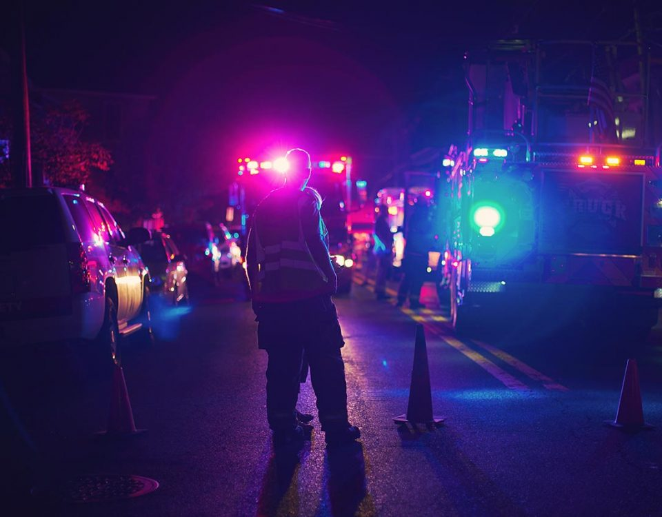 substance abuse in first responders