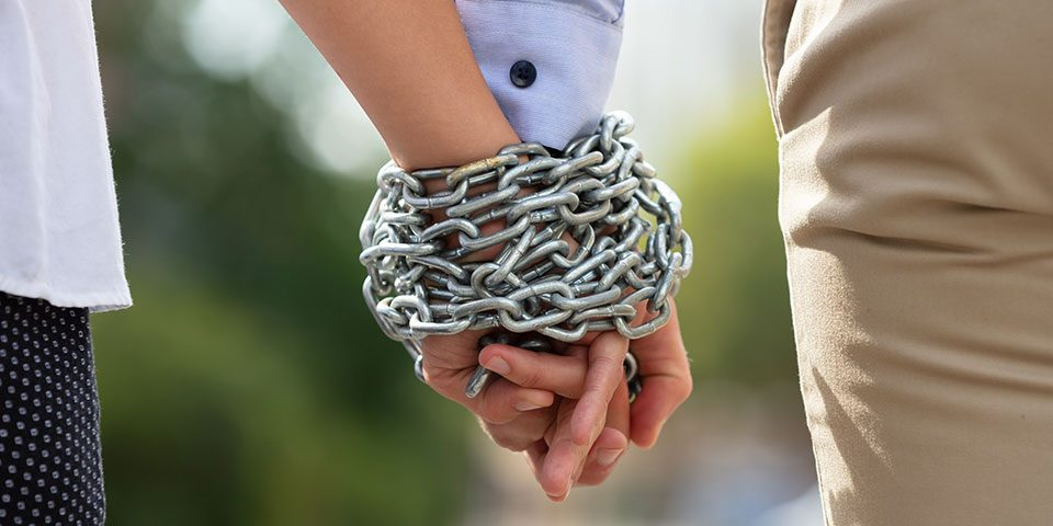 signs of codependent relationship