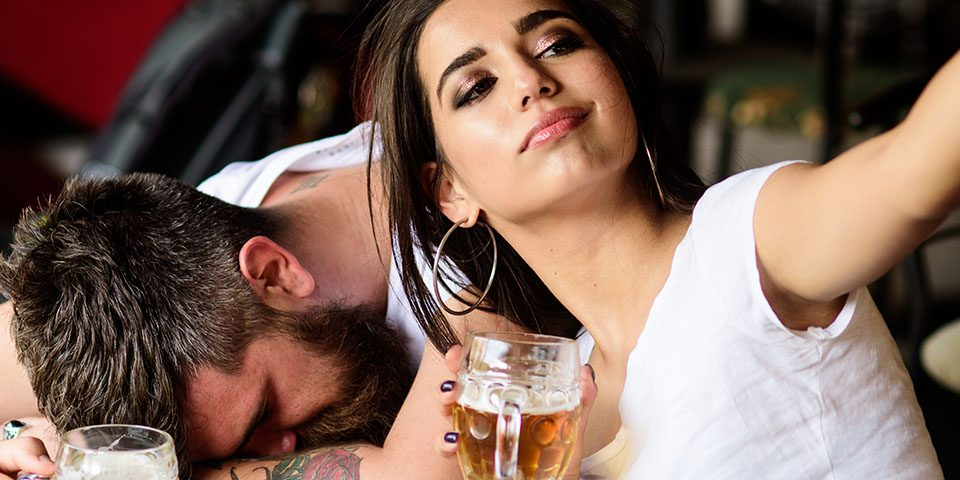 The Science behind Beer Goggles